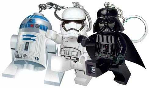 Dark Vador Pack Star Avec Wars Clés Stormtrooper Led Lego R2d2 Lampe Porte srxBtCohdQ