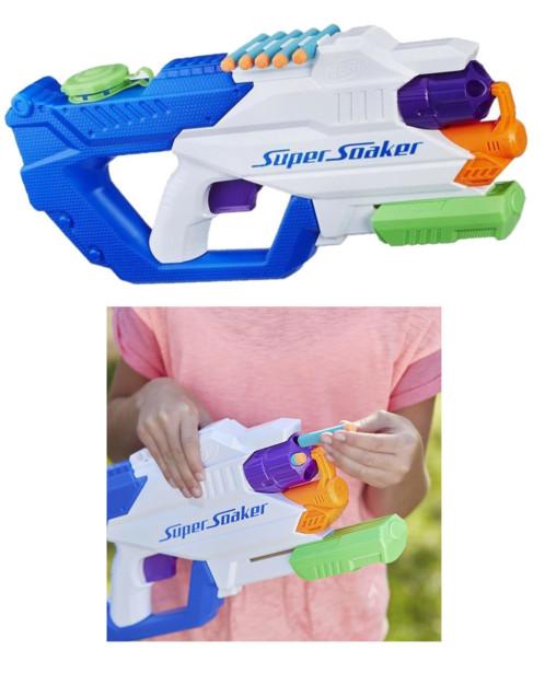 Pistolet Nerf Super Soaker - Dartfire Nerf