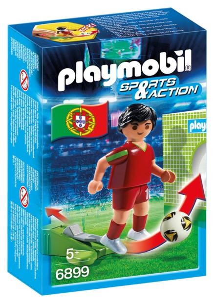 Sports & Action : Joueur de foot - Portugal