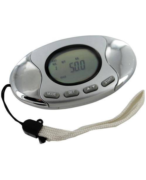 Podomètre digital avec analyse du poids