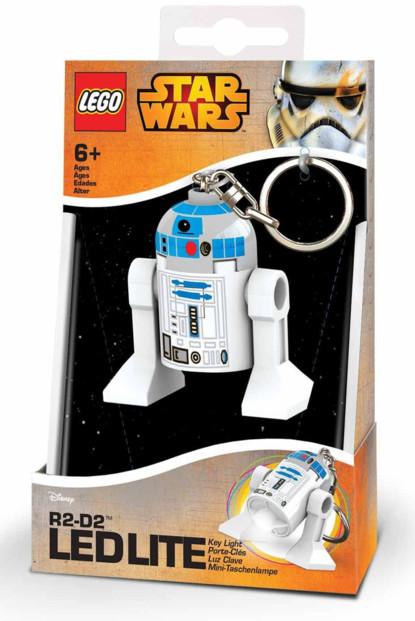 Lego Lampe Star Porte R2 Wars D2 Clés Led Avec EY2IWH9D