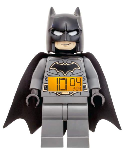 Réveil Batman parlant et rétroéclairé - 22 cm