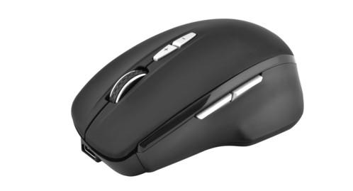 souris sans fil 6 boutons avec batterie rechargeable USB type C bluestork M-WL