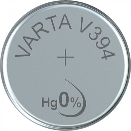 Pile bouton Varta V394 (SR45).