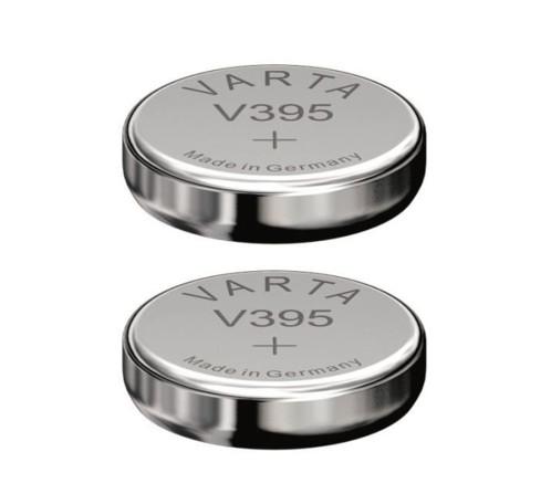 2 piles bouton SR927 SW (V395)