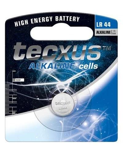 Tecxus pile bouton LR44