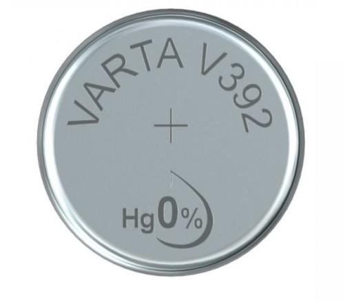 Pile bouton Varta LR41 (SR41).