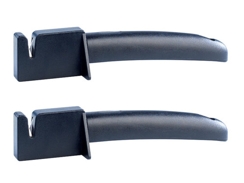 2 aiguiseurs en céramique pour couteaux métal