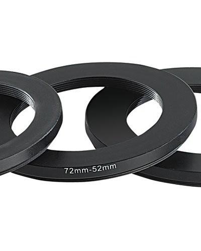 Bague adaptatrice pour objectif 72 mm
