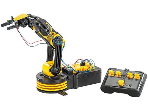 Bras robotisé 5 axes USB