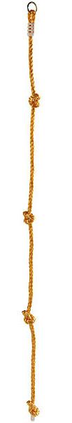 Corde à nœuds à grimper – 2m