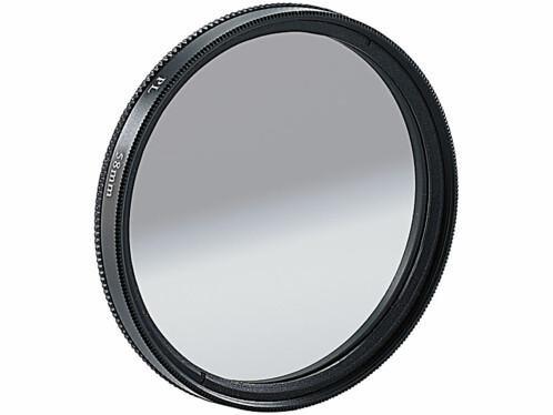 Filtre dégradé gris pour objectif - 77 mm