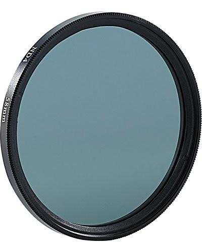 Filtre gris ND4 pour objectif - 72 mm
