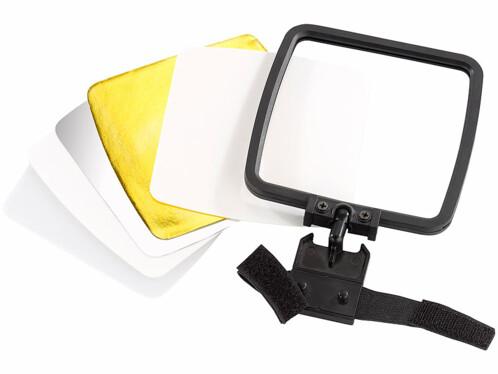 Kit de réflecteurs de flash universel