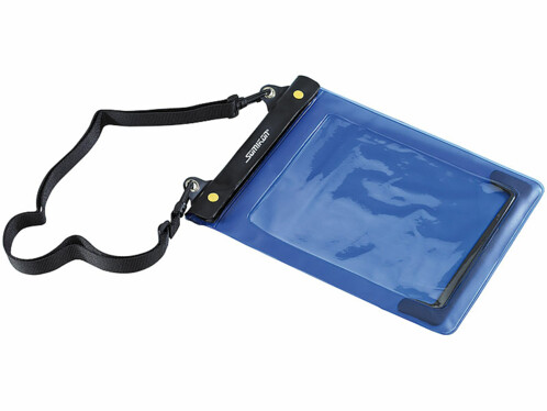 Sacoche étanche pour iPad et tablettes