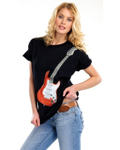 T-Shirt guitare - taille S