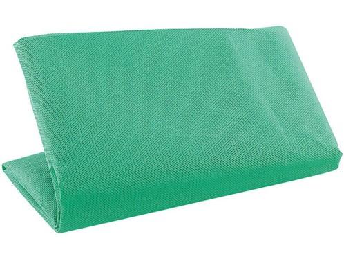 Tissu d'arrière-plan vert 100 X 160 cm