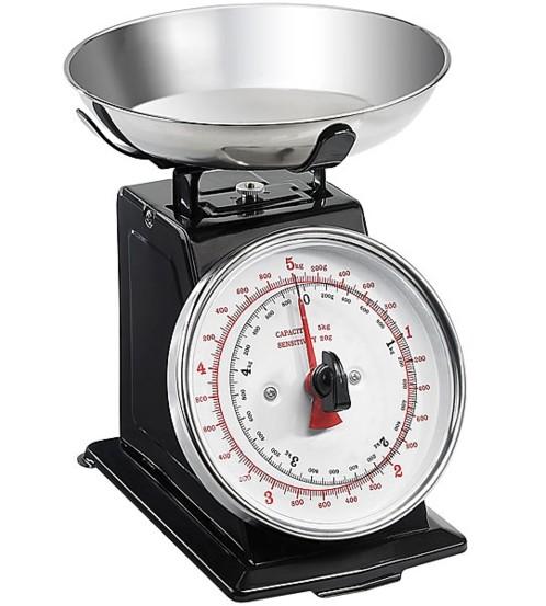 Achat vente balance de cuisine analogique r tro pas cher - Balance de cuisine pas cher ...