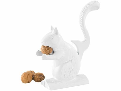 Casse-noix écureuil en métal