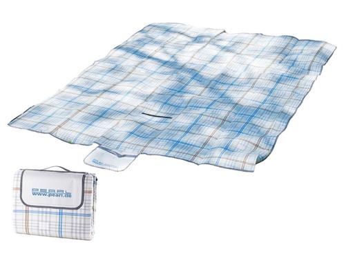 Couverture de pique-nique 250 x 200 cm - Croisillons
