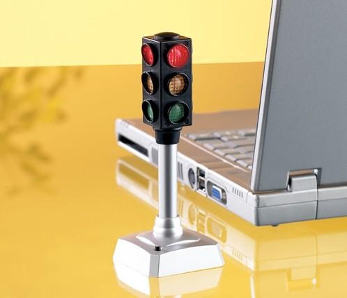Feu de signalisation à LED
