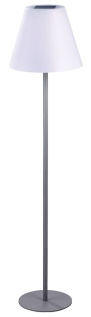 lampe led solaire avec pied reglable de 30cm a 1,5m