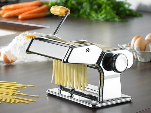 Machine p tes manuel avec laminoir tagliatelles pas cher - Machine a pate manuelle ...