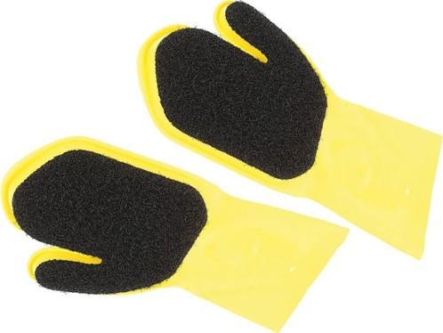 Paire de gants de nettoyage spécial outils de jardin