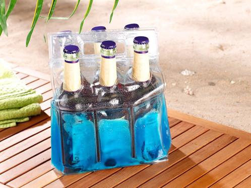 Sac de transport rafraîchissant pour canettes et bouteilles