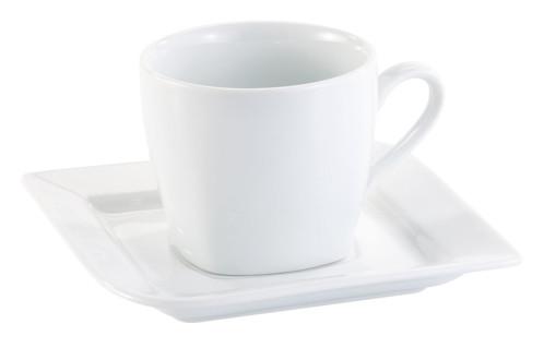Set de assiettes a soupe a dessert tasse a café soucoupes en porcelaine 30 pieces