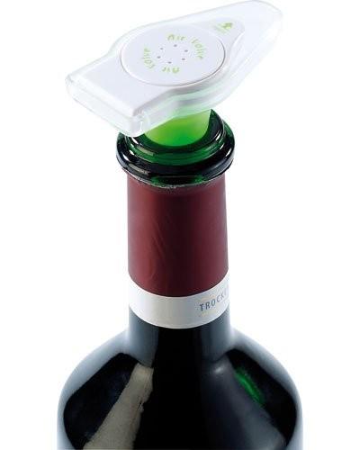 prix 4 bouchons de mise sous vide pour bouteille de vin. Black Bedroom Furniture Sets. Home Design Ideas