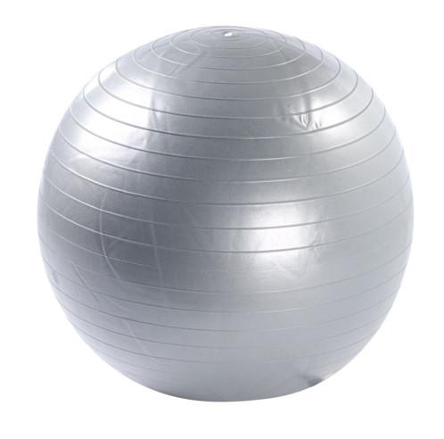 gym ball pour travail de l'équilibre et abdos