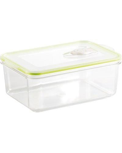 Boîte rectangulaire pour mise sous vide - 1,3 L