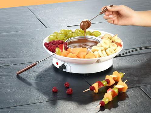 Chocolatière électrique pour fondue au chocolat