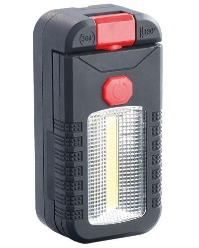 Lampe de travail aimantée avec LED COB  ''AL-215.m''