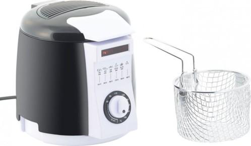 Mini-friteuse avec service à fondue intégré - 0,9 L