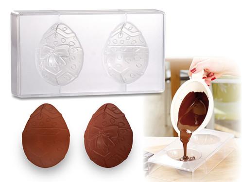 Moule à chocolat ''Grand oeuf de Pâques''