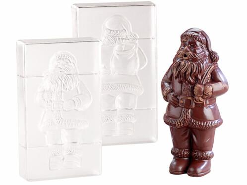 Moule à chocolat - ''Père Noël''