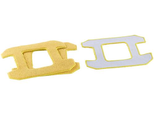 Set de 3 pads neufs pour Nettoyeur de vitres PR-041 - Polissage