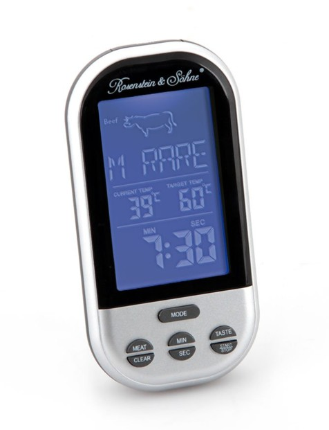 Thermo-sonde de cuisson digitale sans fil