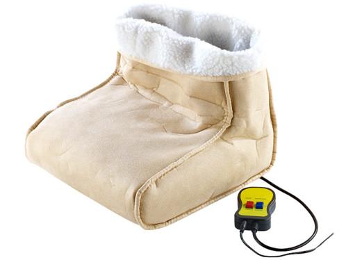 Masseur de pieds chauffant, avec télécommande