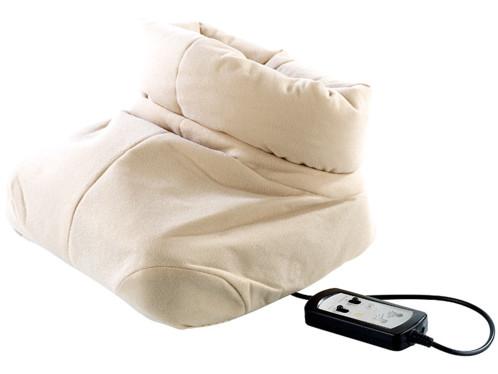 Masseur de pieds Shiatsu chauffant 2 en 1