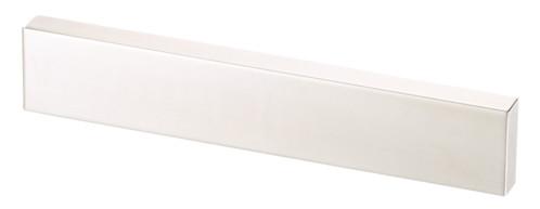 Barre aimantée 25,5 cm - Acier brossé