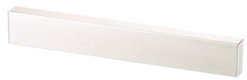 Barre aimantée 36 cm - Acier Brossé