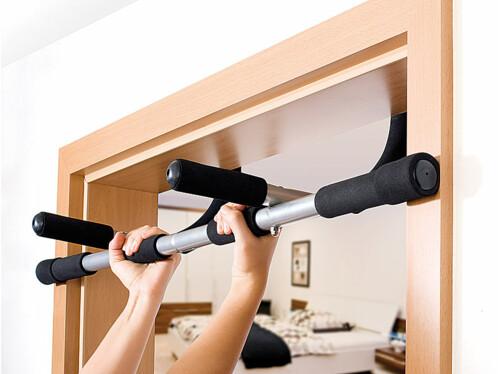 achat barre de tractions pour cadre de porte. Black Bedroom Furniture Sets. Home Design Ideas