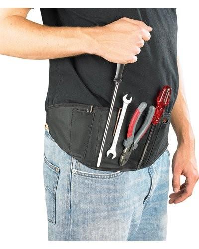 acheter ceinture magn tique porte outils avec 2 poches. Black Bedroom Furniture Sets. Home Design Ideas