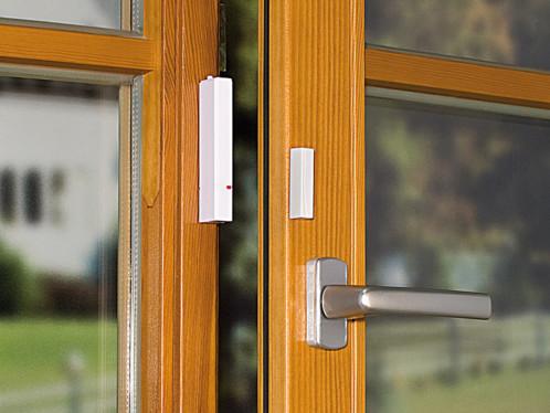 Contact de Fenêtre sans fil pour thermostat programmable