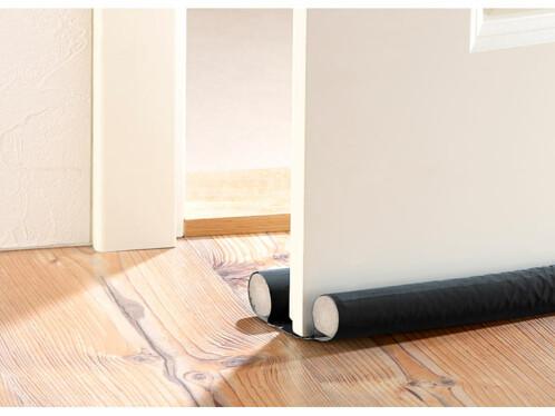 boudin de porte double en mousse isolante pour porte et fen tre 60mm. Black Bedroom Furniture Sets. Home Design Ideas