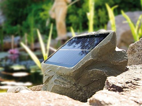 achat fontaine de bassin solaire 39 biosph re 39. Black Bedroom Furniture Sets. Home Design Ideas