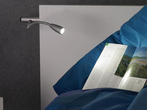 achat vente lampe led col de cygne. Black Bedroom Furniture Sets. Home Design Ideas